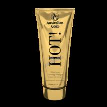 AUSTRALIAN GOLD HOT! mélybarnító szoláriumkrém 250ml
