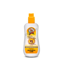 AUSTRALIAN GOLD SPF 15 SPRAY GEL SUNSCREEN napvédő sprayzselé 237ml