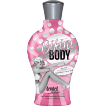 DEVOTED CREATIONS BIKINI BODY mélybarnító szoláriumkrém 362ml
