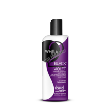 DEVOTED CREATIONS WHITE 2 BLACK VIOLET bronzosító szoláriumkrém 260ml