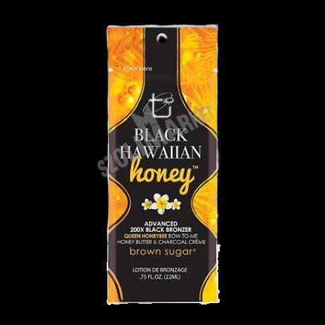 BROWN SUGAR BLACK HAWAIIAN HONEY bronzosító szoláriumkrém 22 ml