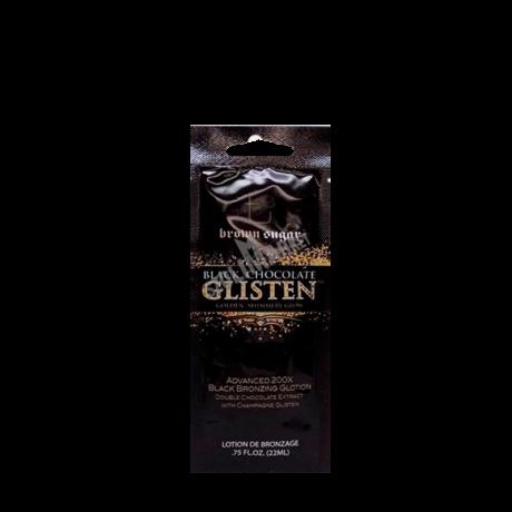 BROWN SUGAR BLACK CHOCOLATE GLISTEN bronzosító szoláriumkrém 22ml