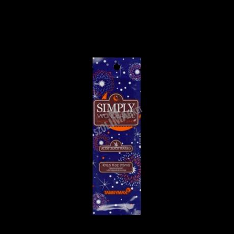 TANNYMAXX SIMPLY WONDERFUL bronzosító szoláriumkrém 15ml