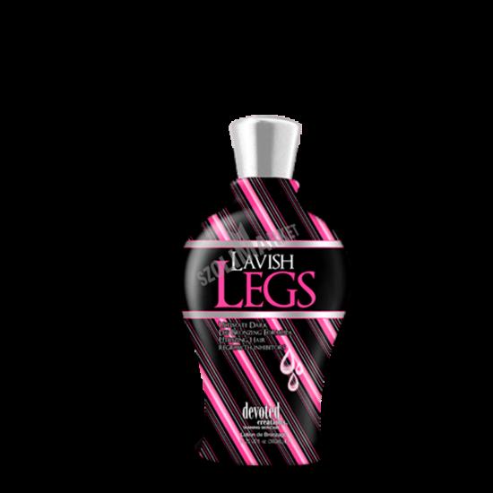 DEVOTED CREATIONS LAVISH LEGS bronzosító szolárium lábkrém 100ml
