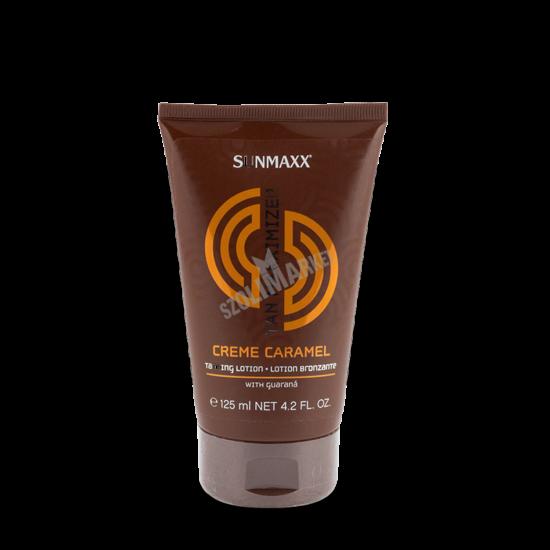 SUNMAXX CREME CARAMEL szoláriumkrém 125ml