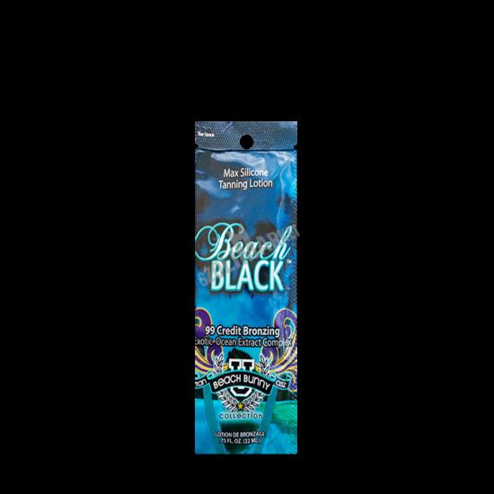 TAN ASZ U BEACH BLACK bronzosító szoláriumkrém 22ml