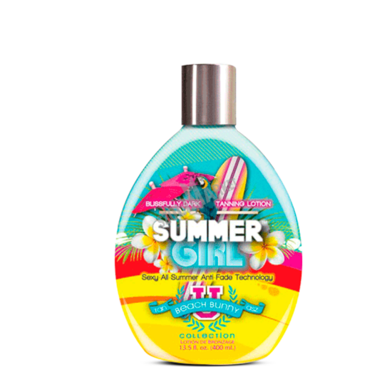 TAN ASZ U SUMMER GIRL bronzosító szoláriumkrém 400ml