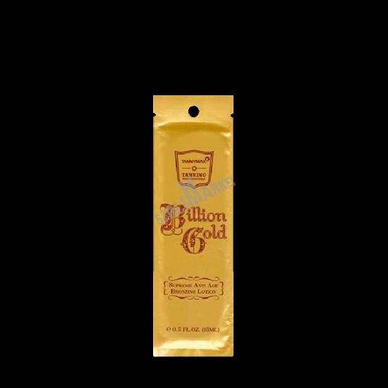 TANNYMAXX BILLION GOLD BRONZING bronzosító szoláriumkrém 15ml