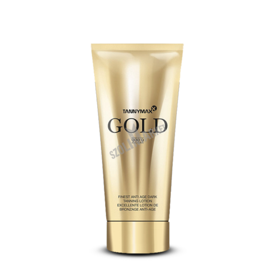 TANNYMAXX GOLD FINEST TANNING mélybarnító szoláriumkrém 200ml