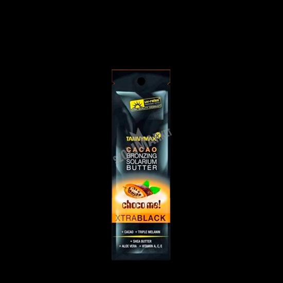 TANNYMAXX XTRA BLACK CACAO bronzosító szoláriumkrém 10ml